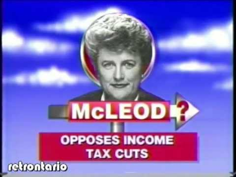 Ontario PC Election Ads 1995