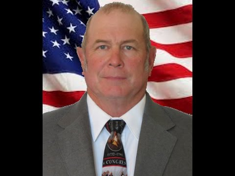 Interview w/ Paul McCollaum - Constitution Party - US House - District 2 - Utah - 2016