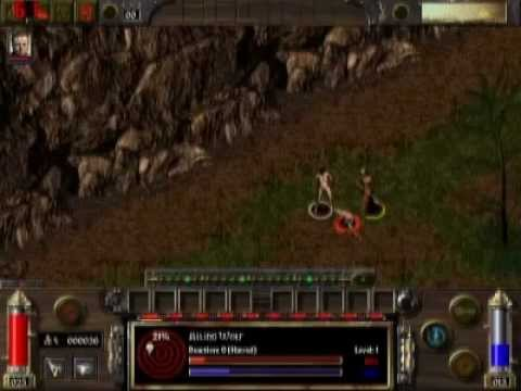 Avellone's Let's Play Arcanum #1: ...And We're Off