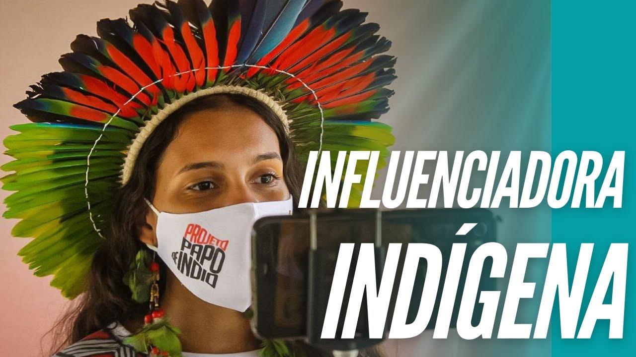 A força da comunicação indígena nas mídias digitais