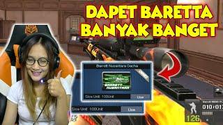 GACHA LAGI! KOLEKSI BARRETTA GW JADI BANYAK CUY - Pointblank Indonesia