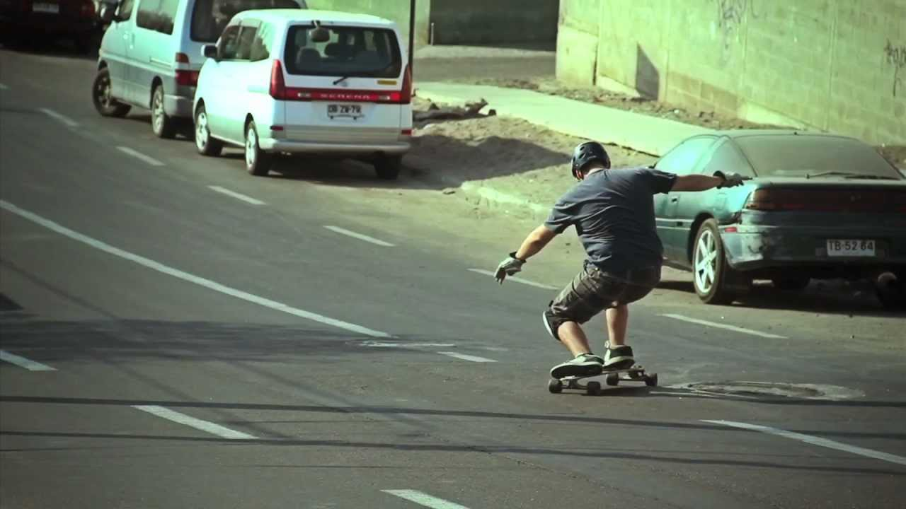 Longboard Arica Chile Video