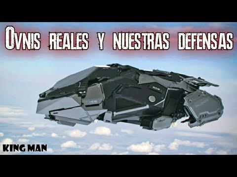 Ovnis reales y nuestra defensa militar ante ataques extraterrestres
