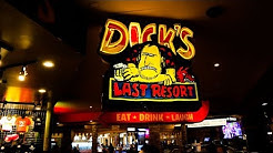 MY WAITER WAS A DICK AT DICK'S LAST RESORT