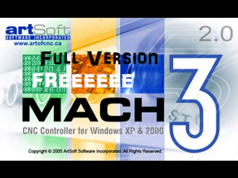 mach3 version 3.043.066