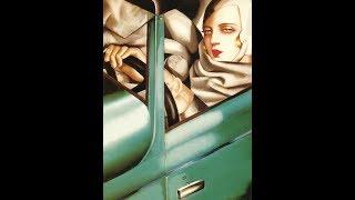 Tamara de Lempicka : Fire & Ice