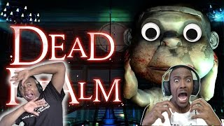 2 SCARED BLACK GUYS PLAY - Dead Realm FEAT. Poiised