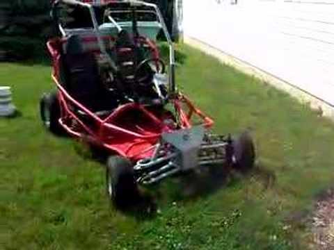 2004 Yerf Dog Spider Box 150cc Youtube