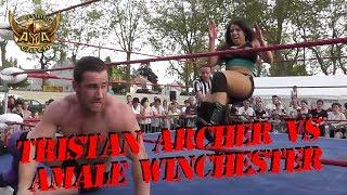 Tristan Archer vs Amale Winchester AYA C.A.T.C.H. - Juin 2017 à Lurcy levis