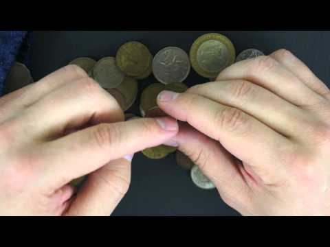 Exploring Coins From Around The World - ASMR
