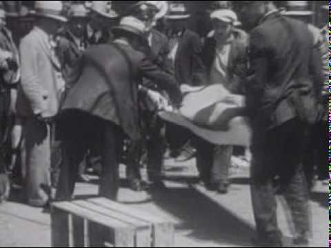 1934 Longshore Strike