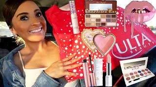 My First Time Buying High End Makeup! HUGE Ulta Beauty Haul! ♡