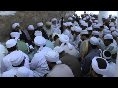 Amazing group recitation of the Qaṣīdat al-Burda at Nabi Hud