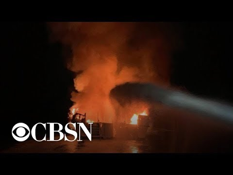 At least 8 killed in Southern California boat fire