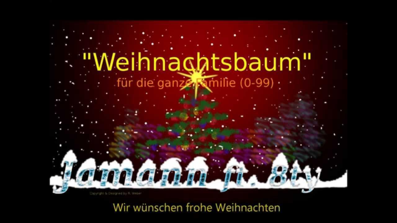 Die Besten Weihnachtslieder An Heiligabend.Beste Weihnachtslieder An Heiligabend Inspiriert Zu Weihnachtsbaum Jamann Ft 8ty