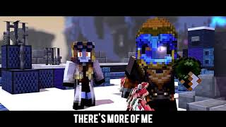"Minecraft Nightcore   ""Cold as Ice"" - A Minecraft Original Music Video ♫"