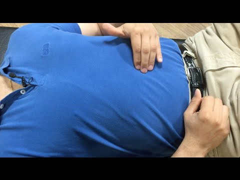 How to find and treat abdominal trigger points how to self treat trigger point pains
