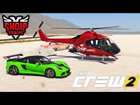 Vozitje e Shpejt me Ekip !! - The Crew 2 SHQIP | SHQIPGaming