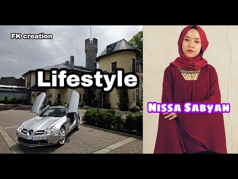 Download Nissa Sabyan Singer Lifestyle | Age | Height | Facts | Biography | and More by FK creation Mp4 baru