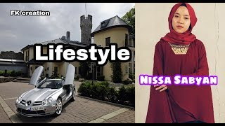 Nissa Sabyan Singer Lifestyle | Age | Height | Facts | Biography | and More by FK creation