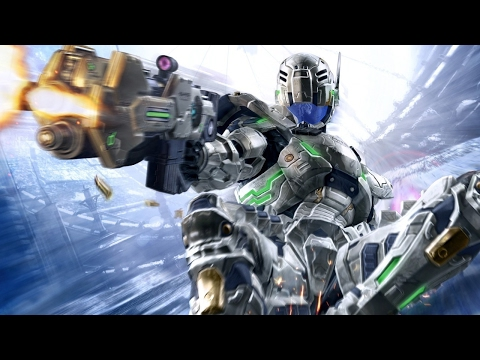 14 Minutes of Vanquish Running On PC (4K 60fps)