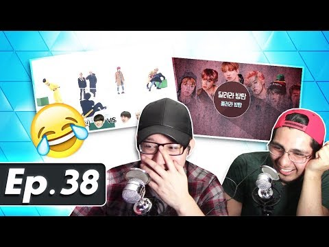GUYS REACT TO BTS 'Run BTS' Ep. 38