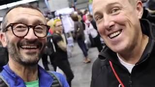CHICAGO MARATHON 2018 Expo // Chicago Marathon Weekend //