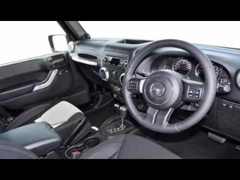 2015 Jeep Wrangler Unlimited Rubicon 4 Door Manually Best Interior