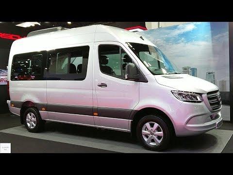 2020 Mercedes-Benz Sprinter Transfer 419 CDI SWB Passenger Van / Walkaround Exterior & Interior