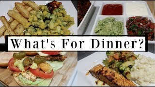 Weekly Dinners For A Family Of 4| Easy & Budget Friendly Family Meal Ideas |Zeinah Nur