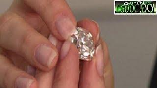Tưởng đồ mỹ ký ai ngờ mua được viên kim cương giá 10 tỷ chỉ với 300 nghìn