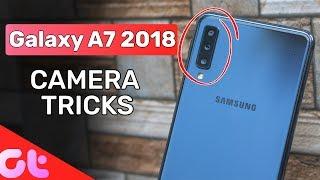 Top Samsung Galaxy A7 Hidden Camera Tricks | Portrait Dolly & More