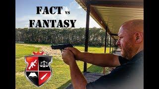 Fact vs Fantasy - Beretta M9/92FS