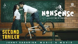Nonsense - Official Trailer 2 Review | Rinosh George | MC Jithin | Johny Sagariga | BMX