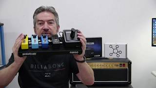 How to make a wireless pedalboard