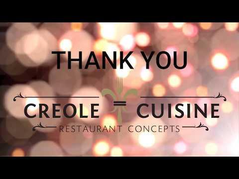 Big Heart Service - Creole Cuisine 2017