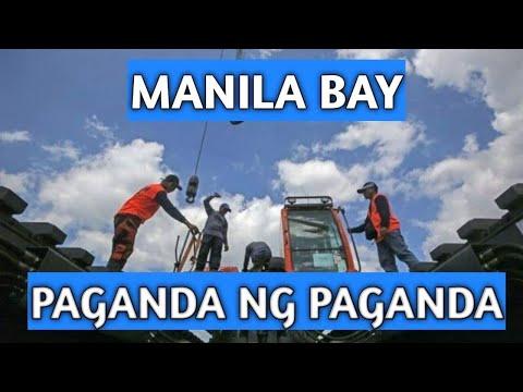 MANILA BAY CLEAN UP | PAGANDA NG PAGANDA | ZISY STORIES
