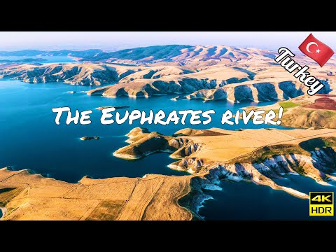 VANLIFE Ep.48: Totally MINDBLOWN by the beauty of Euphrates river in Turkey