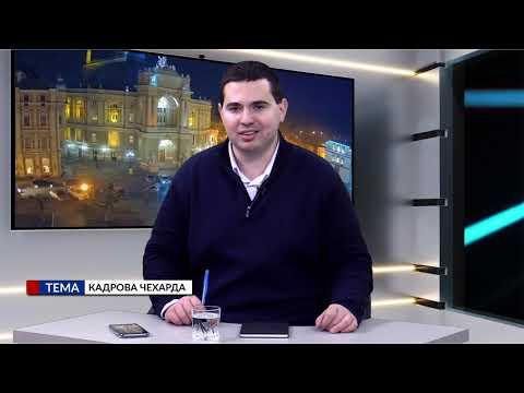 Медіа-Інформ / Медиа-Информ: Ми з Михайлом Кациним. Олександра Решмедилова. Кадрова чехарда