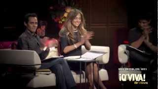 Jennifer Lopez & Marc Anthony in ¡Q