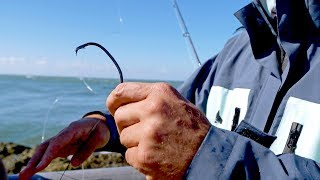 Hooked a Monster and it Broke the Hook! - ft. Lawson Bates - 4K