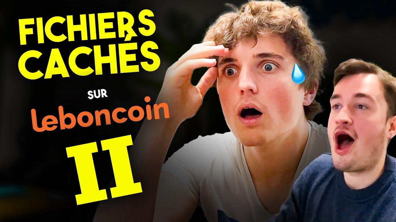 Download J'AI FOUILLÉ LE MYSTÉRIEUX DISQUE DUR DE LEBONCOIN (vous êtes pas prêts) 2/3