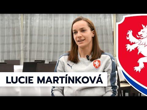 Lucie Martínková: Fotbal je můj život