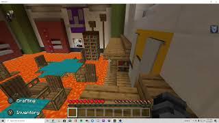 Minecraft Advent Rage