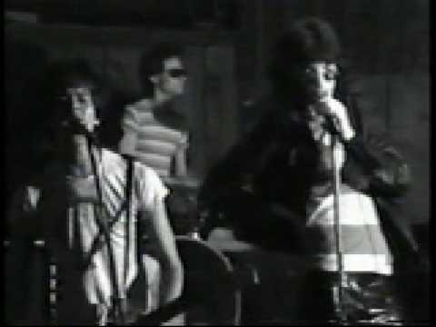 Ramones - Judy Is A Punk CBGB's 1974