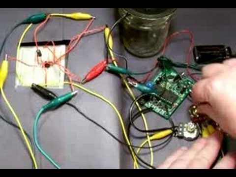 Circuit Bent Sampler with 555 Clock Injection Subcircuit