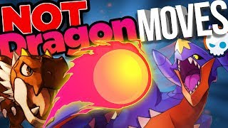 EVERY Dragon Type Pokemon MOVE Explained! | Gnoggin