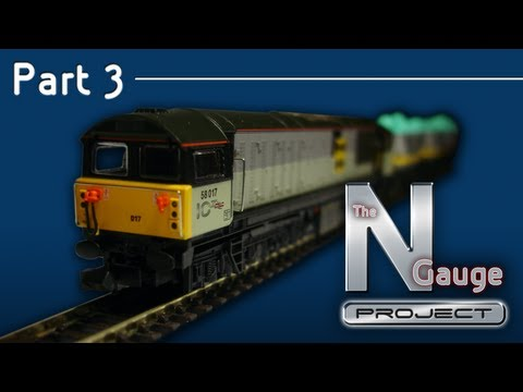 The N Gauge Project – Part 3