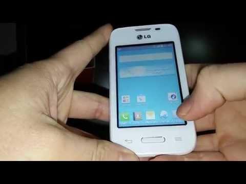 LG L35 (UNBOXING) (ESPAÑOL) 1080pHD