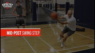 Mid-Post Swing Step